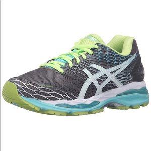 Women's Gel-Nimbus 18 running shoes size 7.5